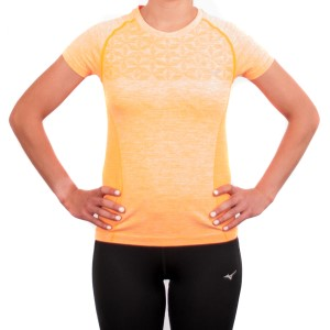 Mizuno Tubular Helix Womens Running T-Shirt