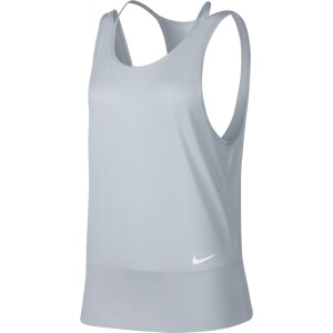 Nike Dry Loose Racer Back Studio Womens Training Tank Top