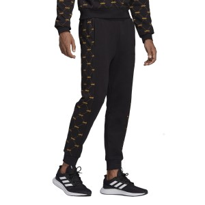 Adidas Linear Graphic Mens Track Pants