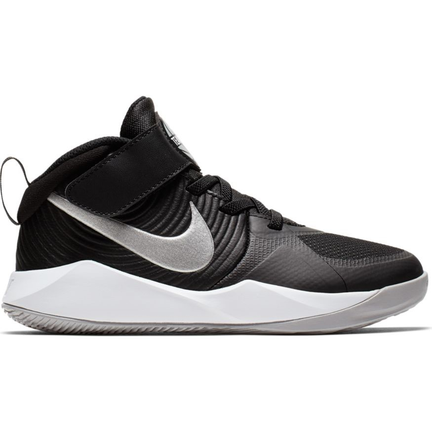 Nike Team Hustle D 9 PS , Kids Boys Basketball Shoes