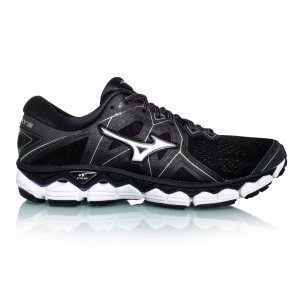 Mizuno Wave Sky 2 (B/D) - Womens Running Shoes
