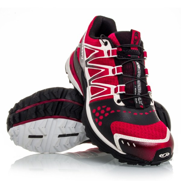 Trail Running RedBlack Neutral Womens XR Crossmax Shoes Salomon wyNn0Ovm8