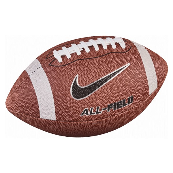 Nike All Field 3.0 Official Football - Brown/White/Metallic Silver