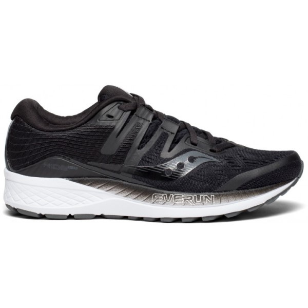 Saucony Ride ISO - Womens Running Shoes - Black