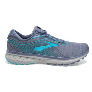 Brooks Ghost 12 Knit - Womens Running Shoes