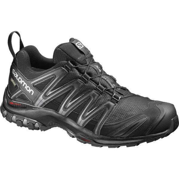 Salomon XA Pro 3D GTX - Mens Trail Hiking Shoes - Black/Magnet