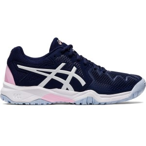 Asics Gel Resolution 8 GS - Kids Girls Tennis Shoes