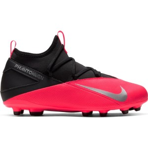 Nike Jr Phantom VSN 2 Club DF FG/MG - Kids Football Boots