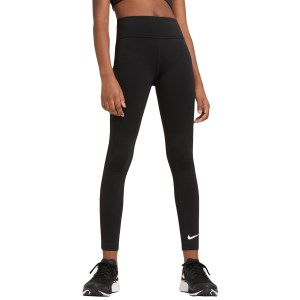 Nike One High Waisted Kids Girls Training Tights