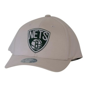 Mitchell & Ness NBA Brooklyn Nets Stone Forest Basketball Cap
