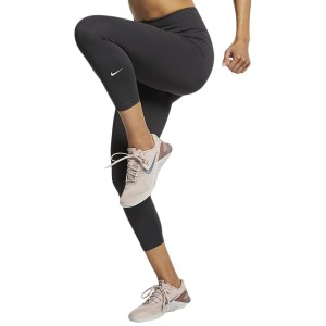 Nike One Mid-Rise Womens Training Crop Tights