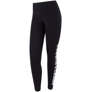 Running Bare High Rise Word On The Street Womens Full Length Training Tights