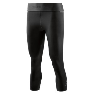 Skins DNAmic Primary Skyscraper Womens Compression 7/8 Tights - Black