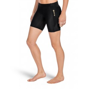 Skins A400 Womens Compression Shorts - Black