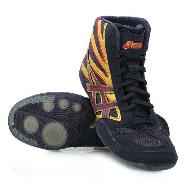 asics split second wrestling shoes review