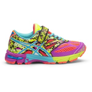 Asics Gel Noosa Tri 10 PS - Kids Girls Running Shoes