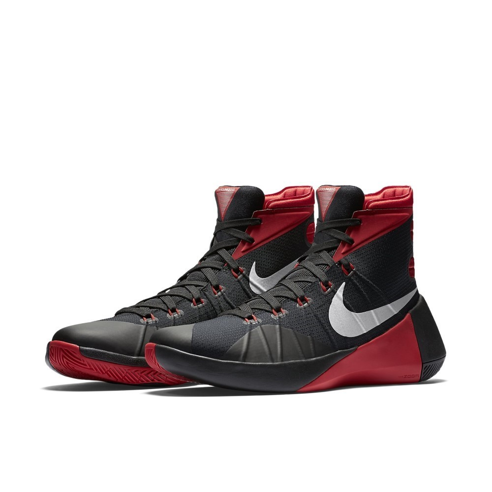 nike zoom hyperdunk 2015 mens basketball shoes black