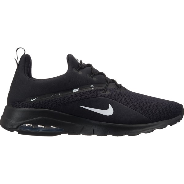 a1509323a465 Nike Air Max Motion Racer 2 - Mens Casual Shoes - Black White ...