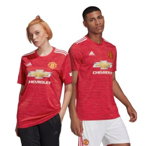 Adidas Manchester United Home 2020/21 Soccer Jersey