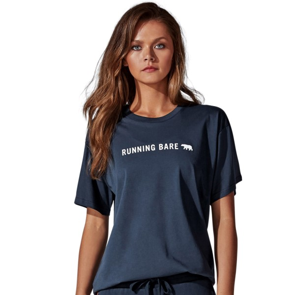 Running Bare Two Tribes Relax Womens T-Shirt - Cleopatra