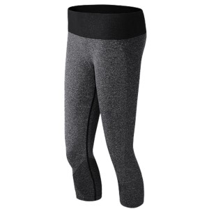 New Balance M4M Seamless Capri Womens Training Tights