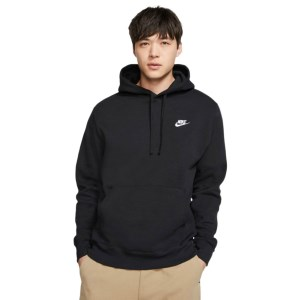 Nike Sportswear Club Fleece Pullover Mens Hoodie