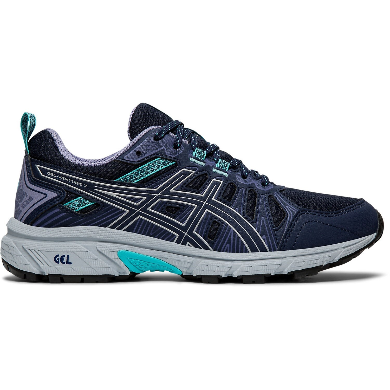 Asics Gel Venture 7 Womens Trail Running Shoes