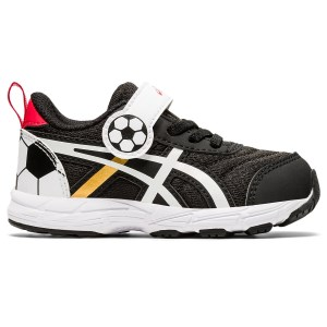 Asics Contend 6 TS Soccer - Toddler Running Shoes