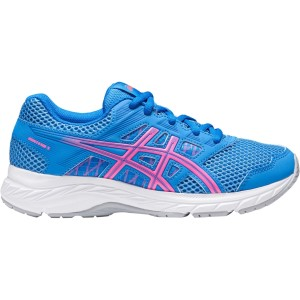 Asics Gel Contend 5 GS - Kids Girls Running Shoes