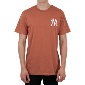 Majestic Athletic New York Yankees Jeaner Mens Baseball T-Shirt