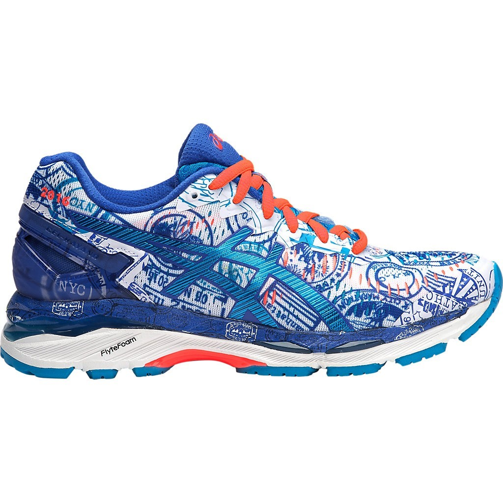 Asics Gel Kayano 23 NYC Limited Edition Womens Running Shoes