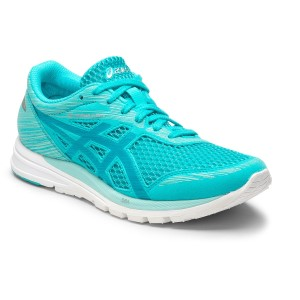 cafbaccd6c8bf ... Asics Gel Feather Glide 4 - Womens Running Shoes - Aruba  Blue Aquarium White