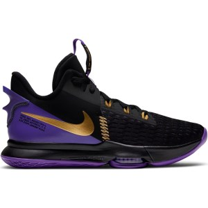 Nike Lebron Witness V Mens Basketball Shoes