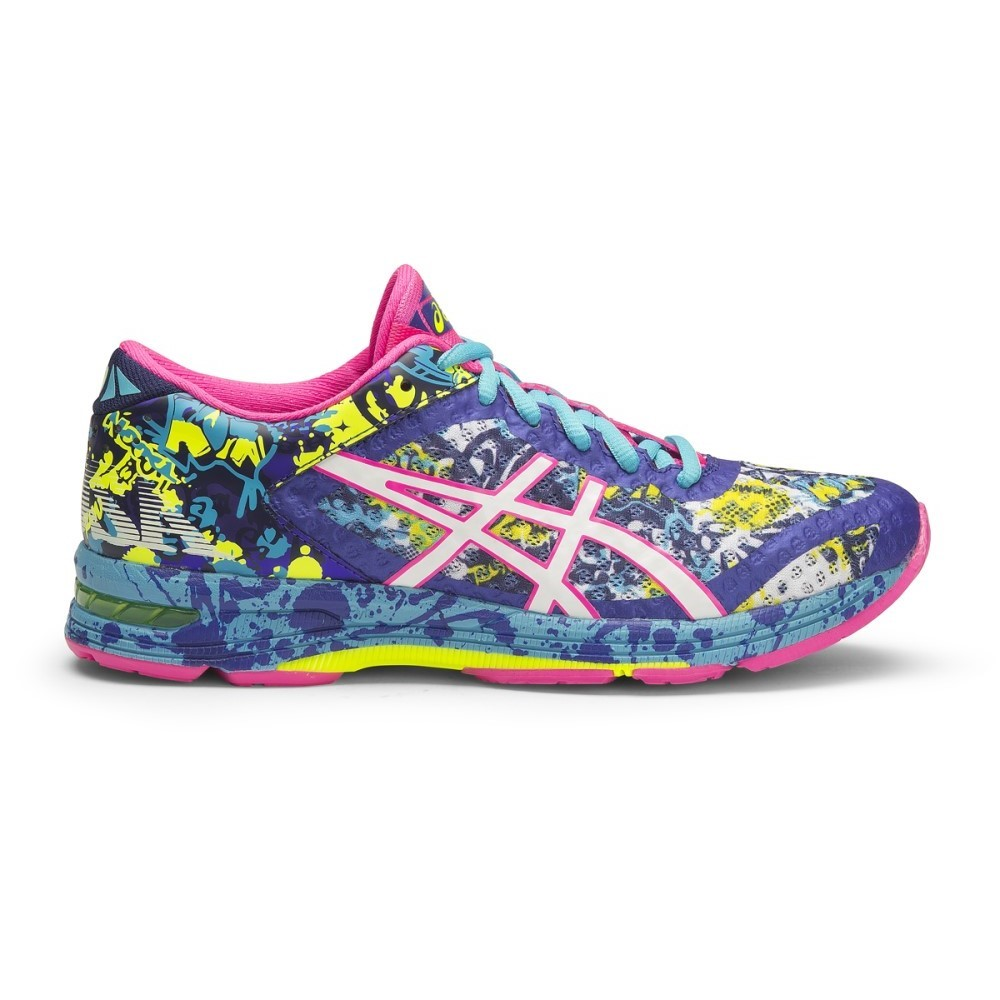 Asics Gel Noosa Tri  Womens Neon Pink Coral Shoes