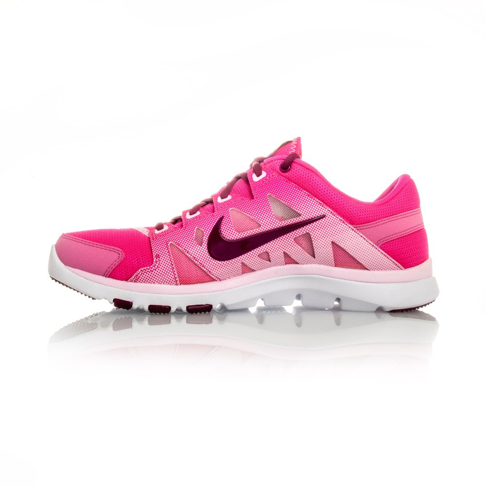 Nike Kids Flex Supreme Tr  Running Shoes