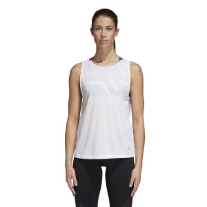 Adidas Low Back Womens Training Tank Top