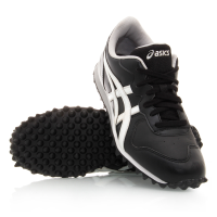 d3f69df1 Asics Tiger Touch Neo - Mens Turf Shoes - Black/White/Silver
