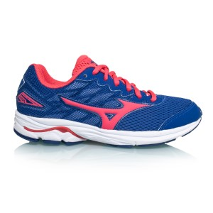 Mizuno Wave Rider 20 - Kids Girls Running Shoes