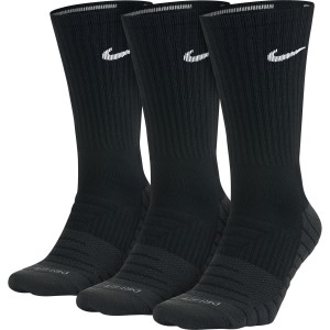 Nike Everyday Max Cushioned Unisex Training Crew Socks - 3 Pack