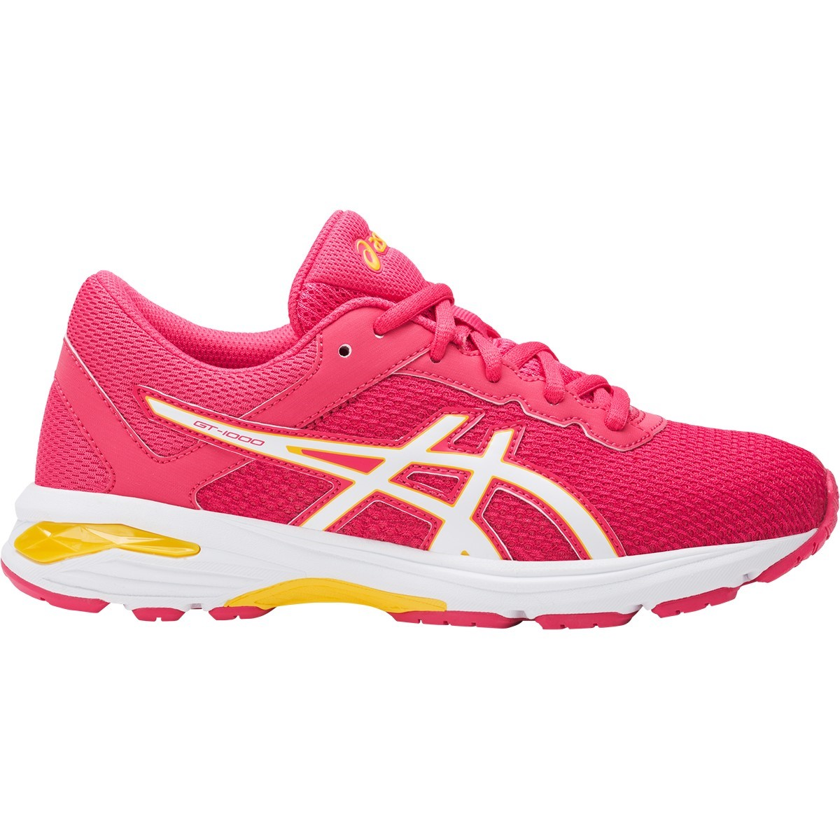 chaussures de séparation 1feb0 32cac Asics Gel GT-1000 6 GS - Kids Girls Running Shoes