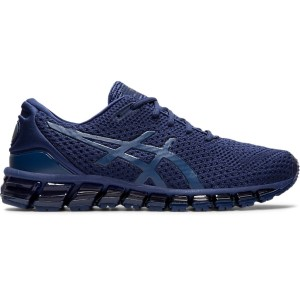 d760f282f3750 Asics Gel Quantum 360 Knit - Mens Training Shoes - Indigo Blue