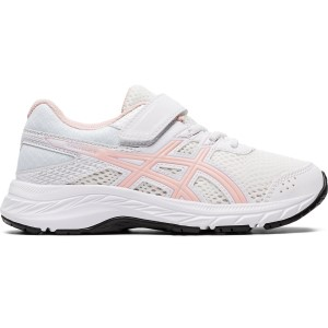 Asics Contend 6 PS - Kids Girls Running Shoes