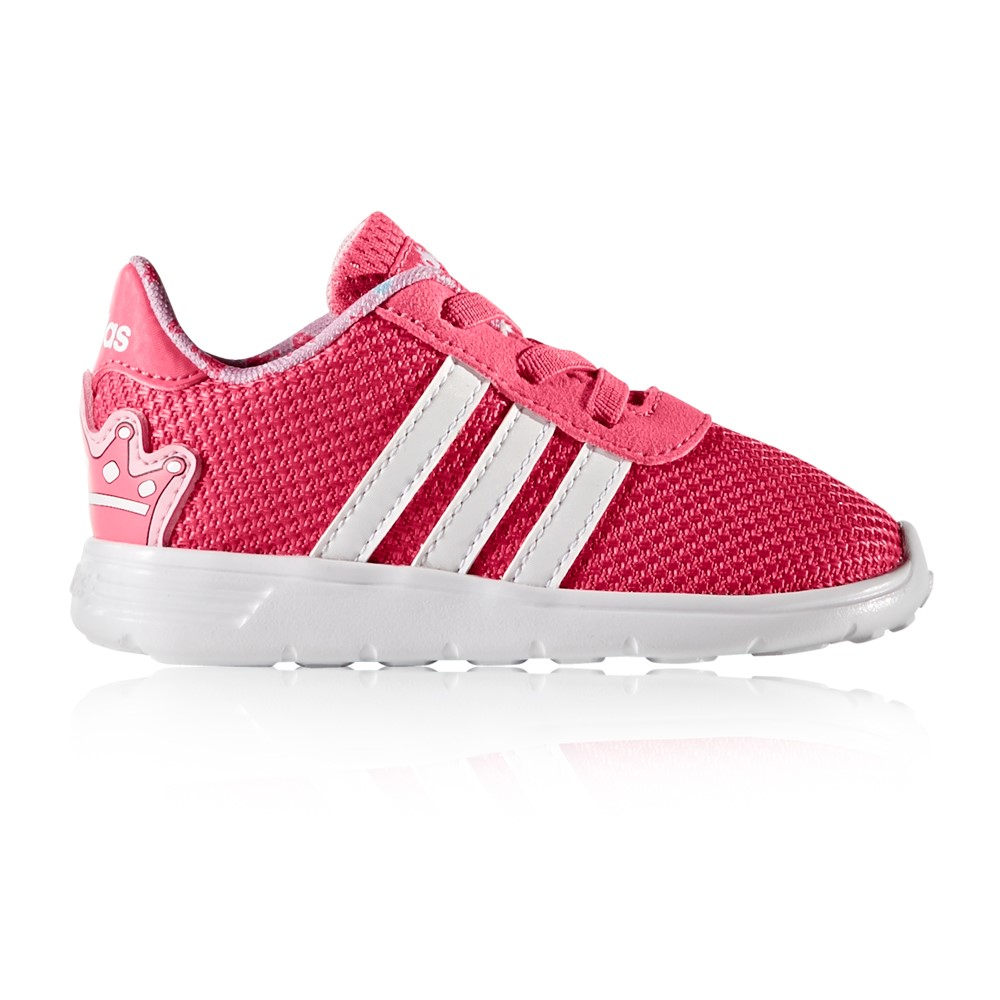 Adidas Lite Racer - Toddler Girls Running Shoes - Pink ...