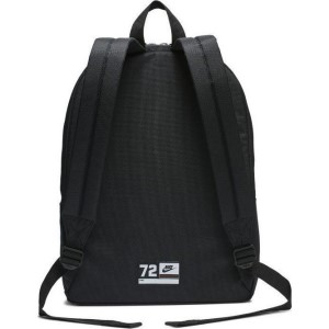 Nike Classic Kids Backpack Bag - Black/White
