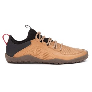 Vivobarefoot Primus Trek Leather - Mens Trail Hiking Shoes