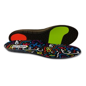 Lightfeet Shock Absorbing Arch Kids Insoles
