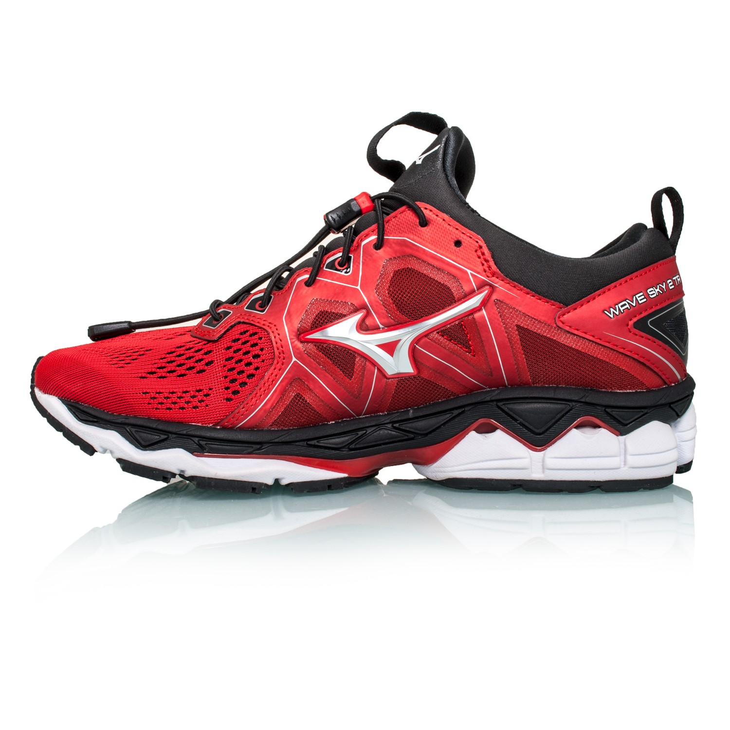 mizuno wave sky 2 orange weapons