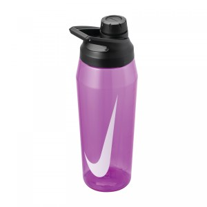 Nike TR Hypercharge Chug Graphic BPA Free Sport Water Bottle - 710ml