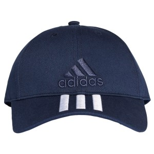 Adidas Six-Panel Classic 3-Stripes Training Cap