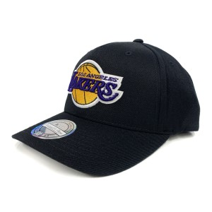 Mitchell & Ness NBA LA Lakers 110 Snapback Basketball Cap